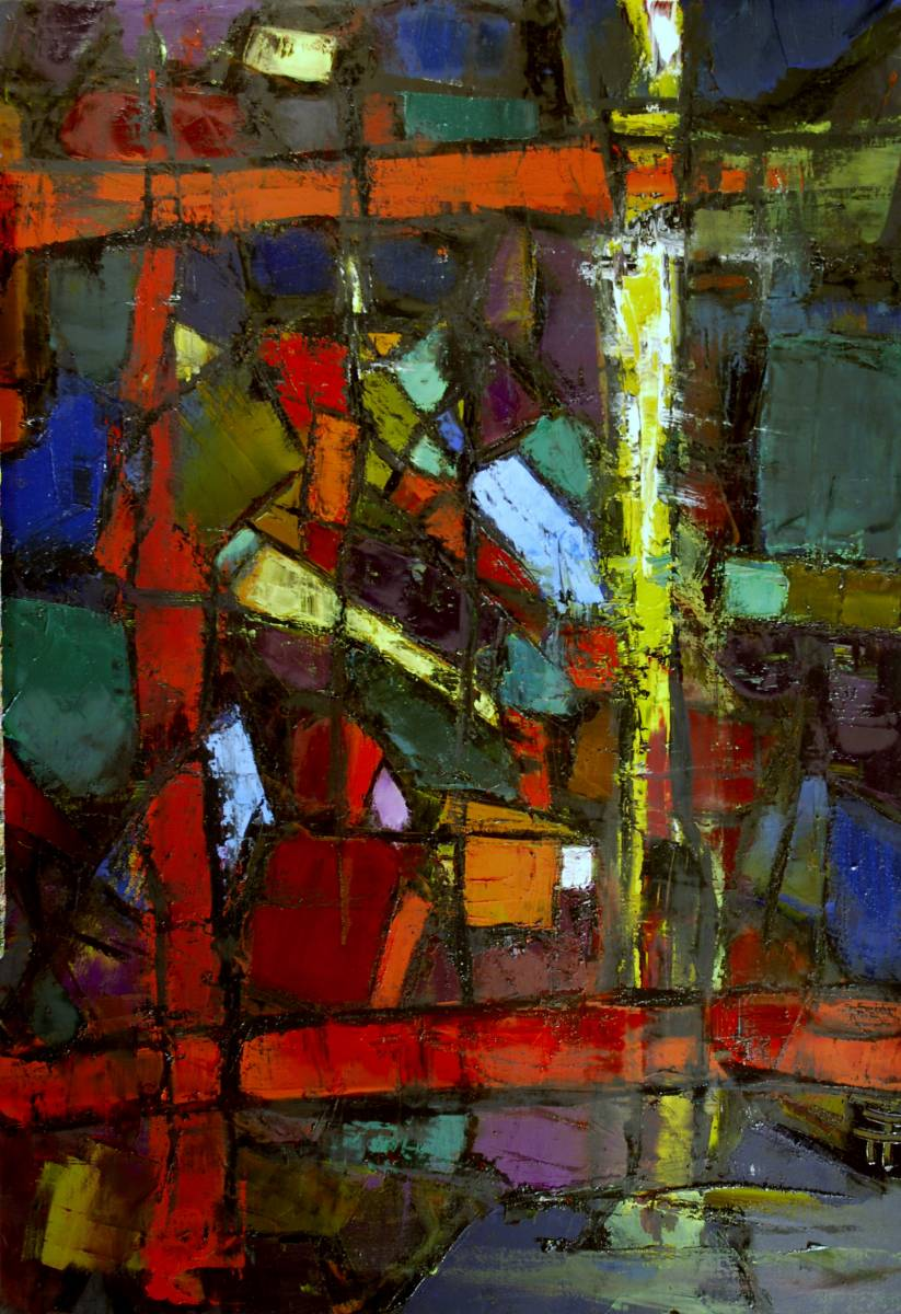 15-60-Vieille lumière-116x81
